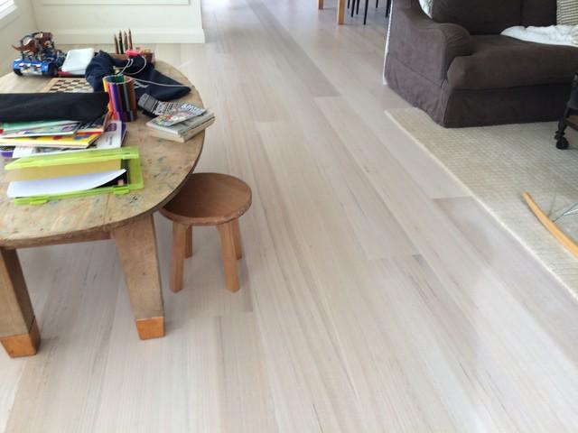 limewash timber flooring example